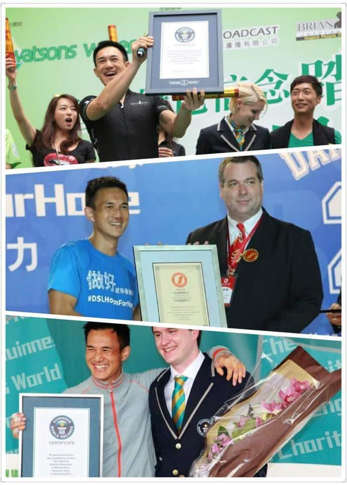 Brian Guiness World Records